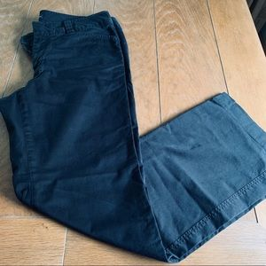 EUC gap size 12 tall chinos